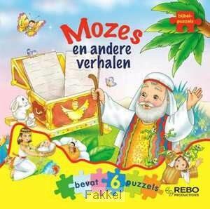 product afbeelding voor: Mozes bijbelpuzzelboek