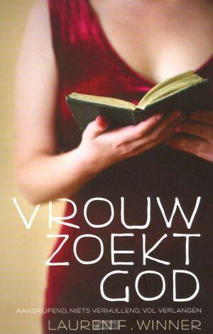 product afbeelding voor: Vrouw zoekt god