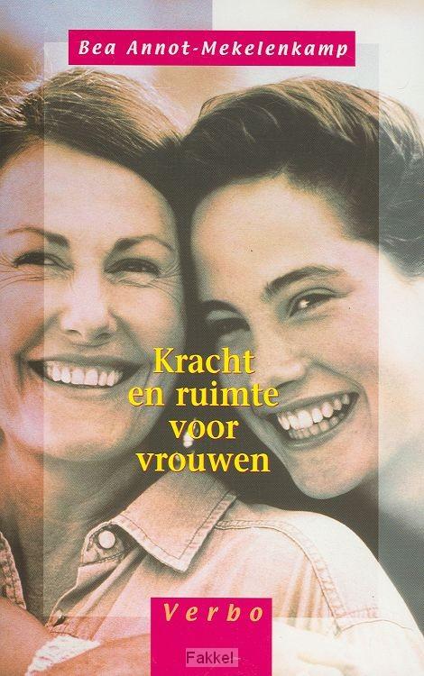 product afbeelding voor: Kracht en ruimte voor vrouwen
