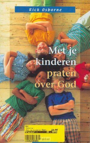 product afbeelding voor: Met je kinderen praten over god