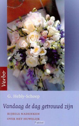 product afbeelding voor: Vandaag de dag getrouwd zijn