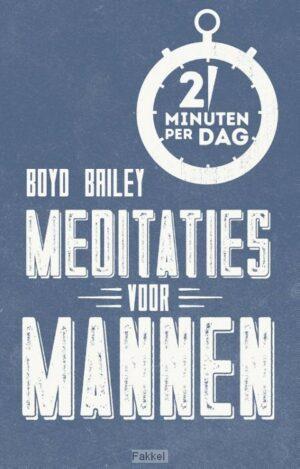 product afbeelding voor: Meditaties voor mannen