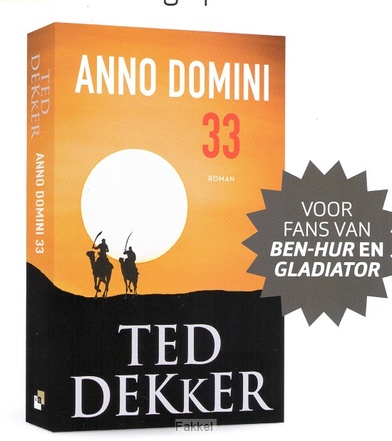 product afbeelding voor: Anno domini 33