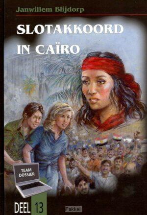 product afbeelding voor: Slotakkoord in cairo