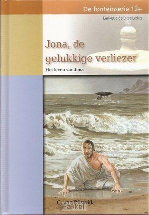 product afbeelding voor: Jona de gelukkige verliezer