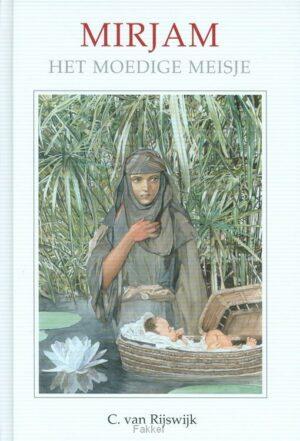 product afbeelding voor: Mirjam het moedige meisje