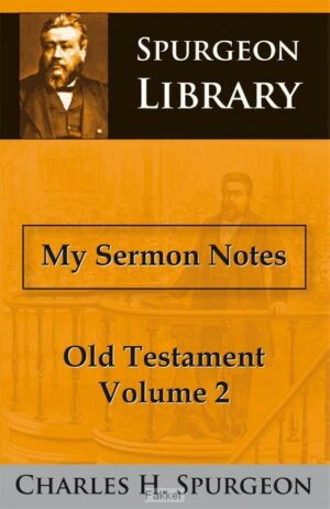 product afbeelding voor: My sermon notes ot 2