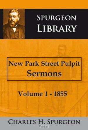 product afbeelding voor: New park street pulpit sermons vol 1