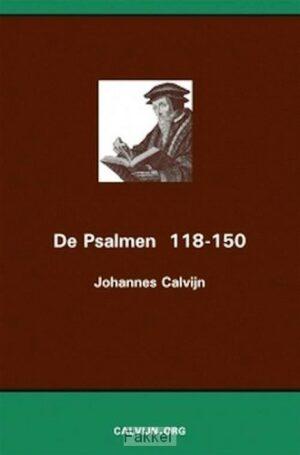 product afbeelding voor: Psalmen 118-150   POD