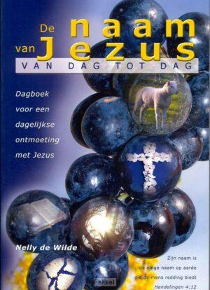 product afbeelding voor: Naam van jezus van dag tot dag