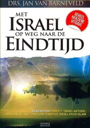 product afbeelding voor: Met Israel op weg naar de eindtijd