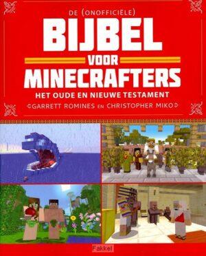 product afbeelding voor: Onofficiele bijbel voor minecrafter