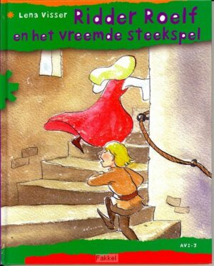product afbeelding voor: Ridder roelf en het vreemde steekspel