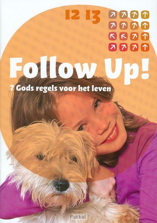 product afbeelding voor: Follow up  7 Gods regels v/h leven