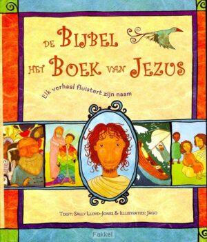 product afbeelding voor: Bijbel het boek van Jezus