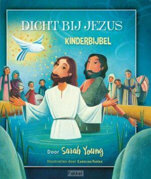 product afbeelding voor: Dicht bij Jezus KINDERBIJBEL