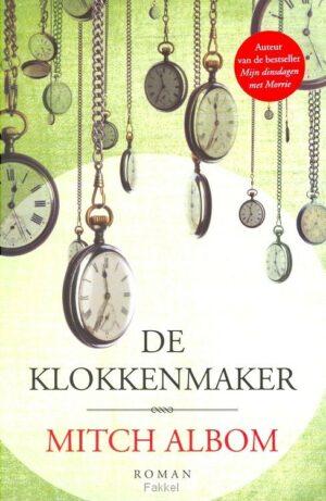 product afbeelding voor: Klokkenmaker