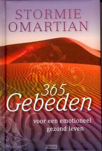 product afbeelding voor: 365 gebeden voor emotioneel gezond leven