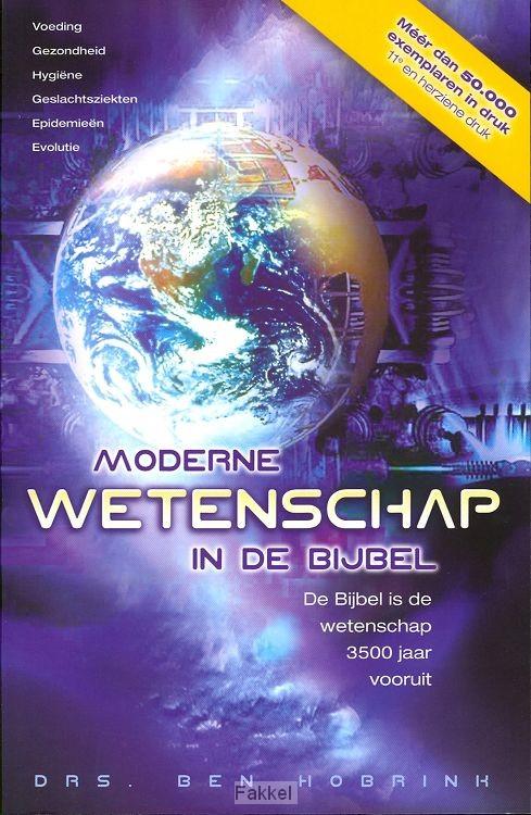 product afbeelding voor: Moderne wetenschap in de bijbel