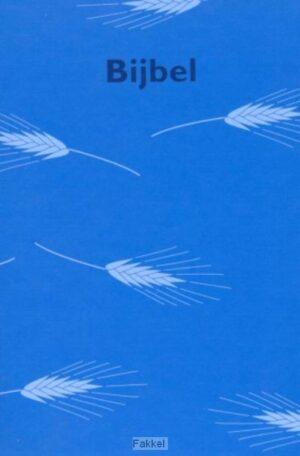 product afbeelding voor: Schoolbijbel nbg aren blauw
