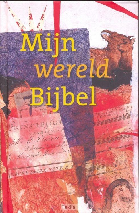 product afbeelding voor: Mijn wereld bijbel nbv