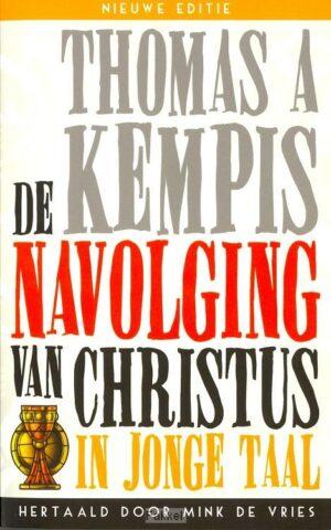 product afbeelding voor: Navolging van christus in jonge taal