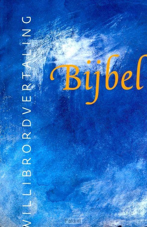 product afbeelding voor: Bijbel wv95/2012  paperback