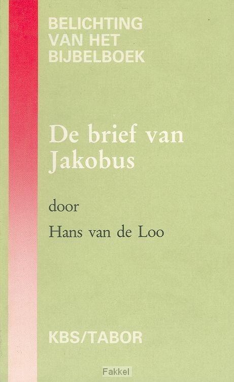 product afbeelding voor: Brief van jakobus  POD