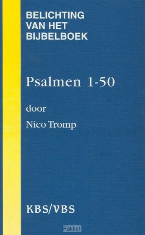 product afbeelding voor: Psalmen 1-50   POD
