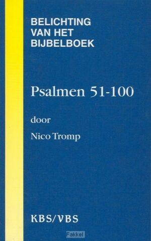 product afbeelding voor: Psalmen 51-100   POD
