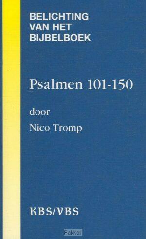 product afbeelding voor: Psalmen 101-150   POD