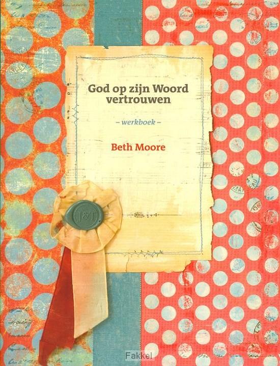product afbeelding voor: God op zijn woord vertrouwen werkboek