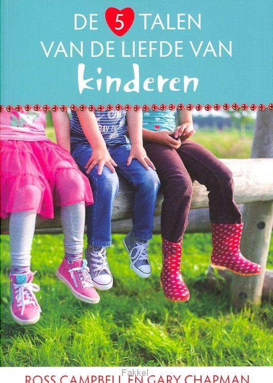 product afbeelding voor: Vijf talen van de liefde van kinderen