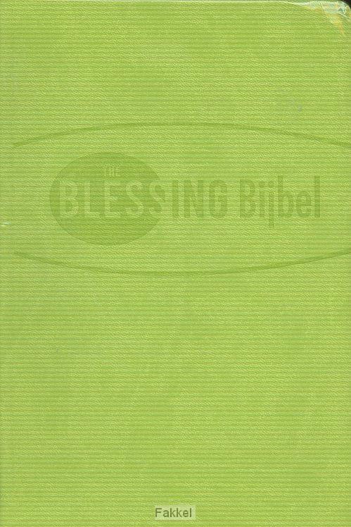 product afbeelding voor: Blessing bijbel Het Boek Quote-ed