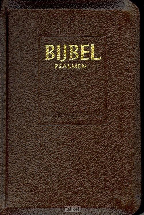 product afbeelding voor: Bijbel stv mic 612302+psalmen 12gez ritm