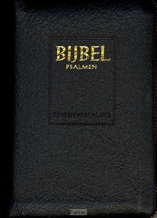 product afbeelding voor: Bijbel stv mic 612811+psalmen 12gez ritm