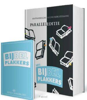 product afbeelding voor: Paralleleditie nbv-sv +  bijbelplakkers