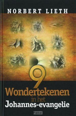product afbeelding voor: 9 wondertekenen in johannes evangelie