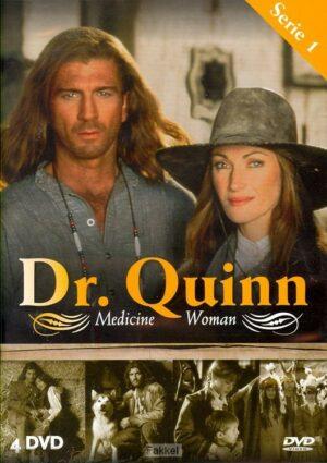 product afbeelding voor: Dr. Quinn-budget deel 1