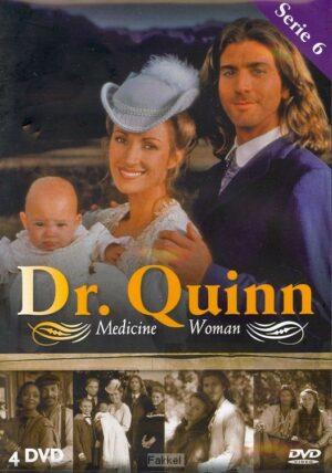 product afbeelding voor: Dr. Quinn-budget deel 6