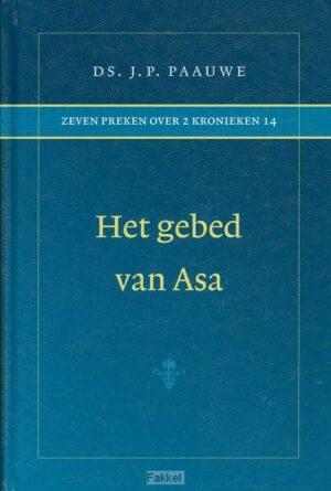 product afbeelding voor: Gebed van Asa