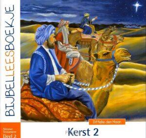 product afbeelding voor: Bijbelleesboekje nt 2 kerst 2