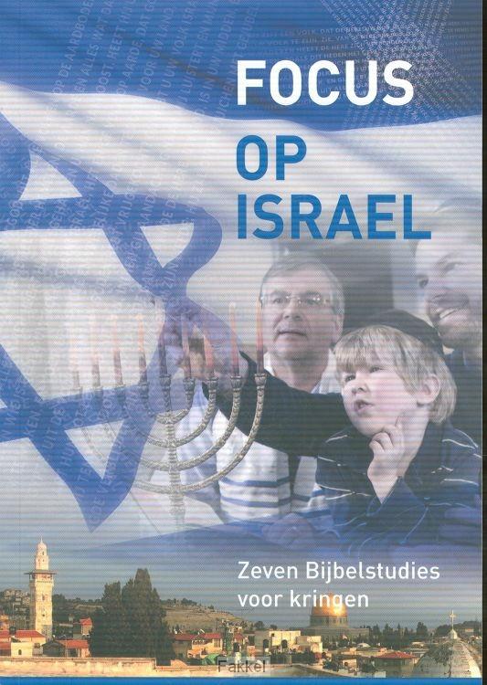product afbeelding voor: Focus op israel