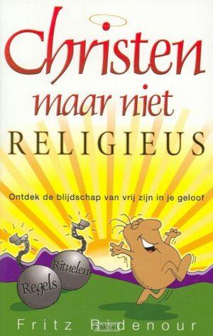 product afbeelding voor: Christen maar niet religieus