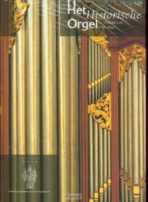 product afbeelding voor: Historische orgel in nederland 12