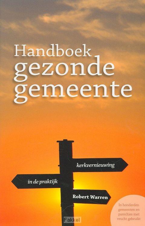 product afbeelding voor: Handboek gezonde gemeente
