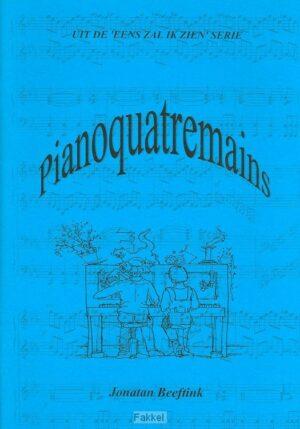 product afbeelding voor: Pianoquatremains