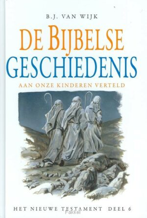 product afbeelding voor: Bijbelse geschiedenis nt 6