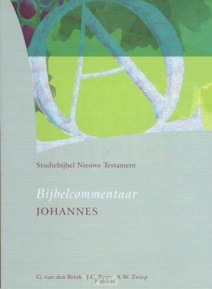 product afbeelding voor: Studiebijbel NT  5 johannes