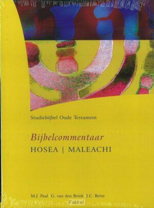 product afbeelding voor: Studiebijbel OT 12 hosea - maleachi